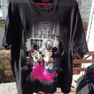 Mens Disney shirt.